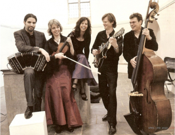 In de voetsporen van Piazzolla